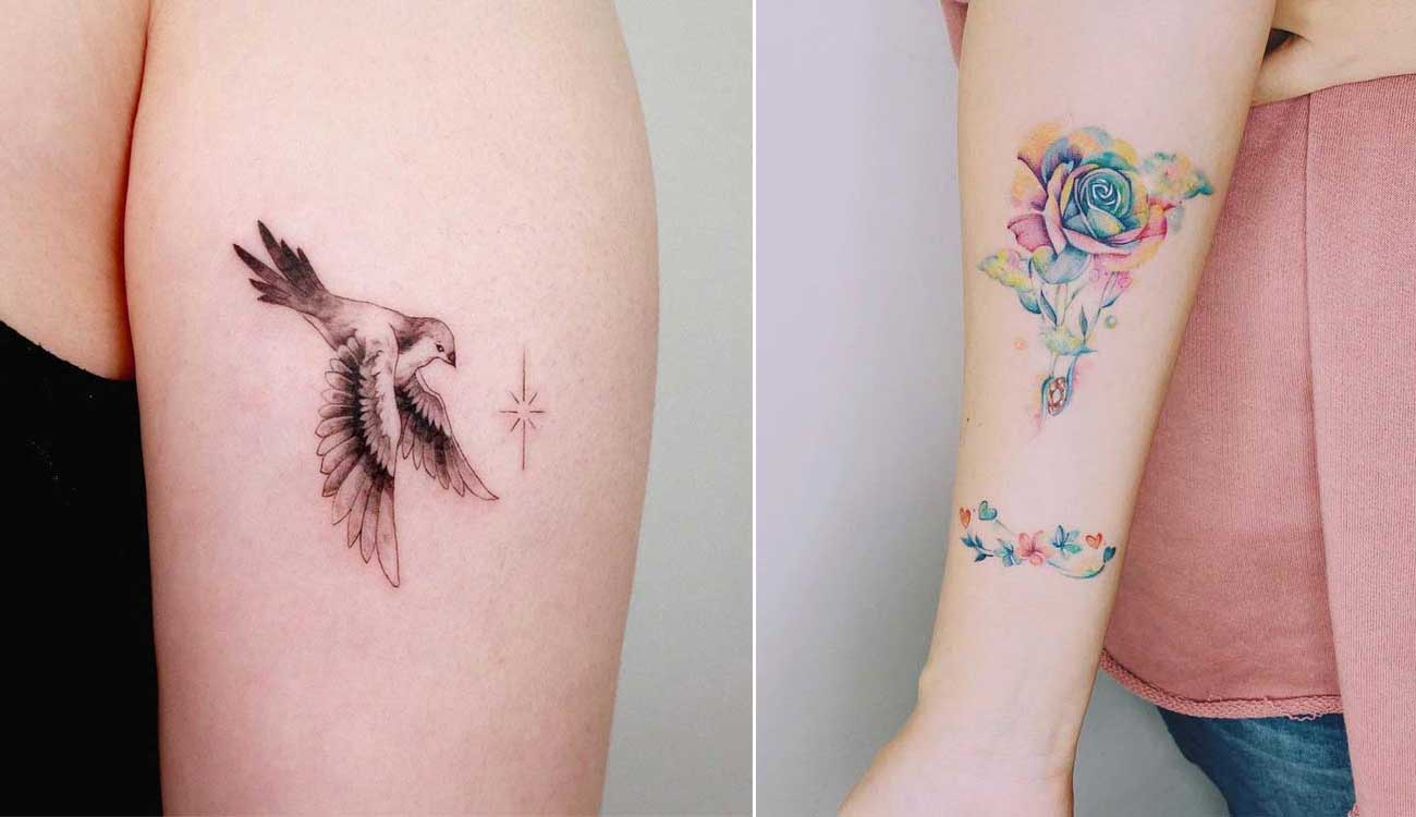 Awesome Arm Tattoos for Women
