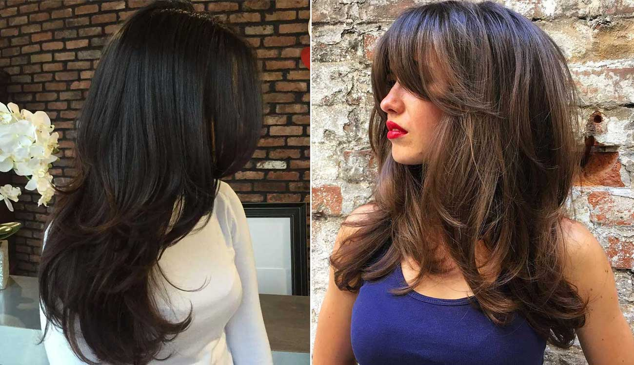 10 Awesome Layered Hairstyles and Haircuts for Long Hair