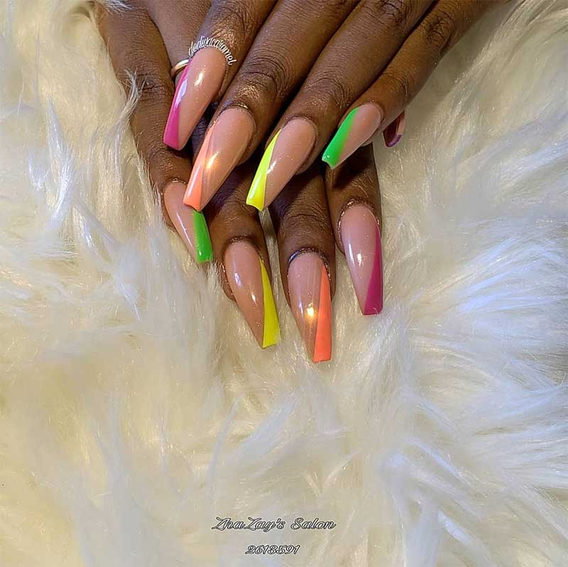 Colorful Tips
